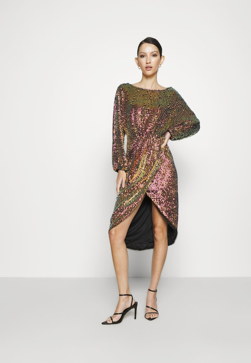 TFNC - ROSAE MIDI DRESS - Cocktail dress / Party dress - multi coloured