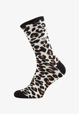 Socks - leopard print