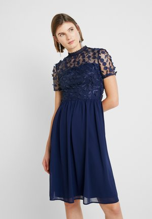 VERONA DRESS - Sukienka koktajlowa - navy