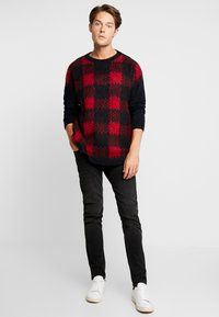 Be Edgy - TIMO - Pullover - red - 1