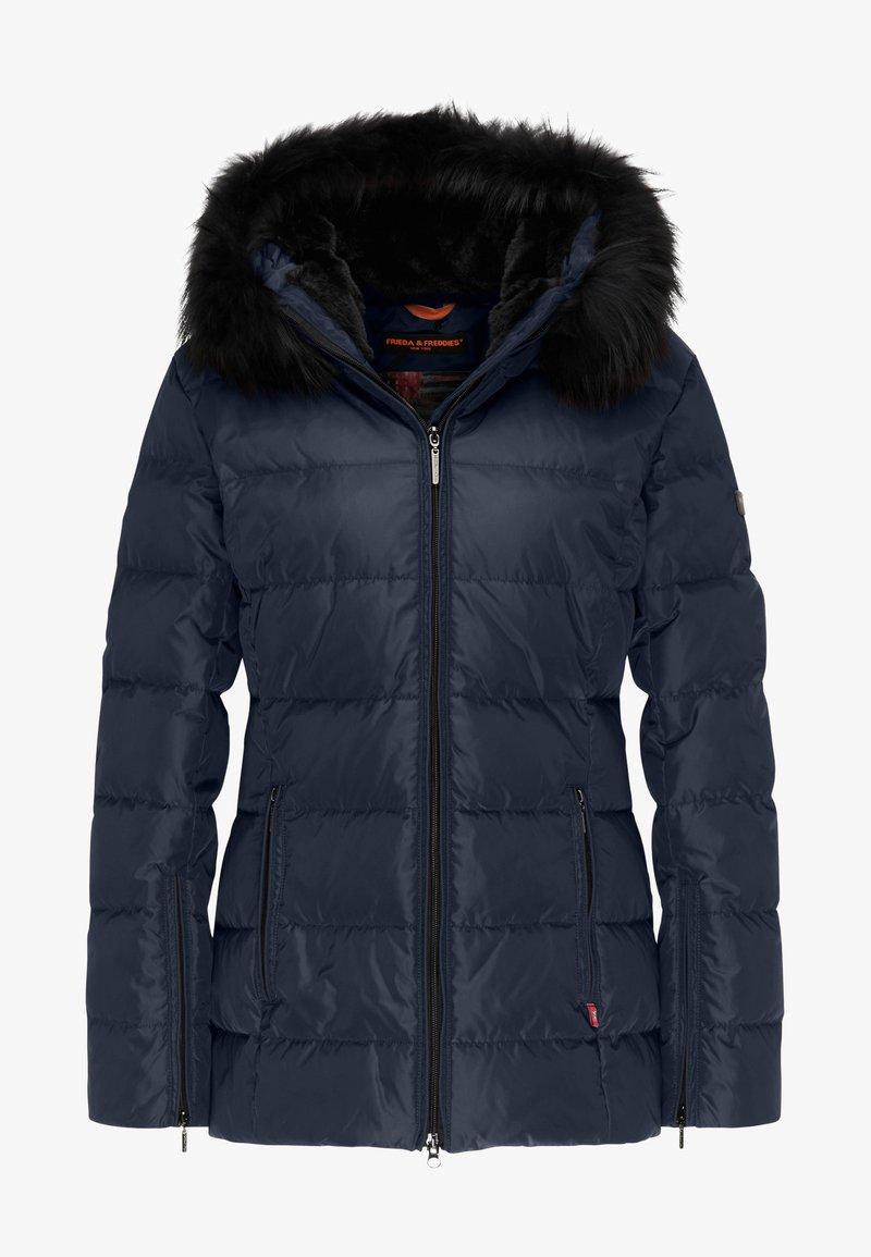 Frieda & Freddies - Winter jacket - midnight blue