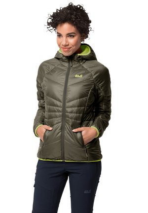 ARGON  - Winter jacket - granite