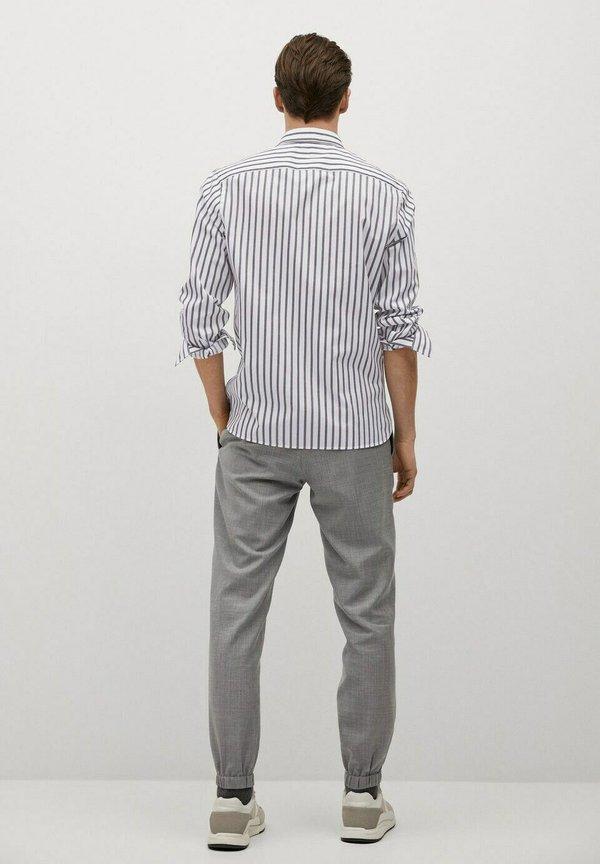 Mango DAVID - Koszula - weiß/biały Odzież Męska AJEE