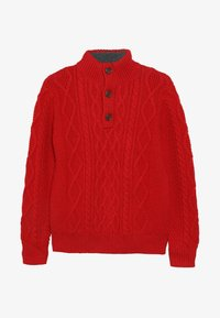 GAP - BOY MOCK - Svetr - modern red - 3