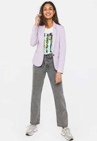WE Fashion - Blazer - light purple - 1