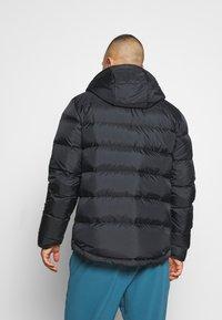 Haglöfs - BIELD DOWN HOOD  - Down jacket - true black - 2