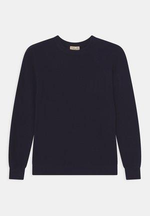 KID ROUND NECK - Pullover - navy blazer
