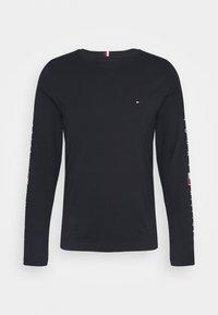 Tommy Hilfiger - ESSENTIAL TEE - Långärmad tröja - desert sky - 5