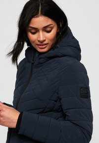 Superdry - Winter jacket - royal blue - 3