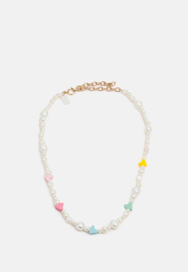 EXCLUSIVE LOVE DUDE NECKLACE - Collar - multi-coloured
