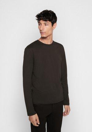 DILLAN - Long sleeved top - black