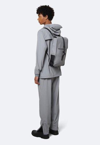 BACKPACK MINI ROCK - Zaino - light grey