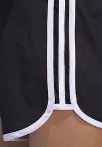 adidas Performance - MARATHON 20 SHORTS - Sportovní kraťasy - black - 5