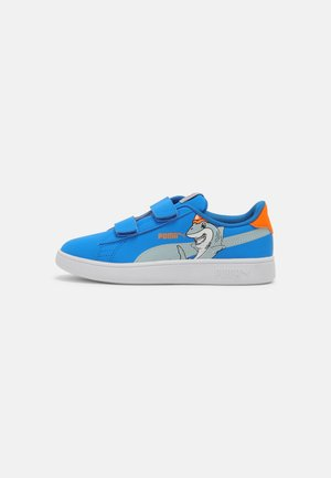 SMASH - Sneakersy niskie - future blue/blue fog