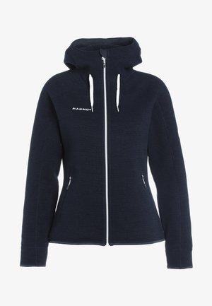 ARCTIC HOODED - Zip-up hoodie - marine melange