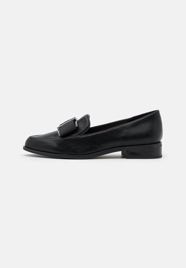 COLETTE - Scarpe senza lacci - black