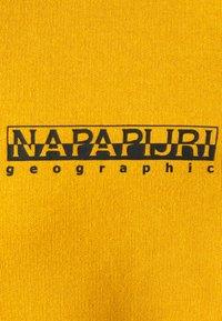 Napapijri The Tribe - YOIK  UNISEX - Felpa - yellow solar - 2