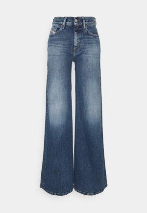 D-AKEMI - Relaxed fit jeans - medium blue