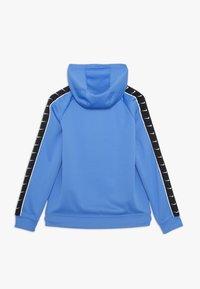 Nike Sportswear - HOODY TAPE - Zip-up hoodie - pacific blue - 1
