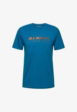 TROVAT  - Sports shirt - sapphire prt1