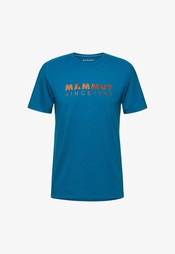 TROVAT  - Print T-shirt - sapphire prt1
