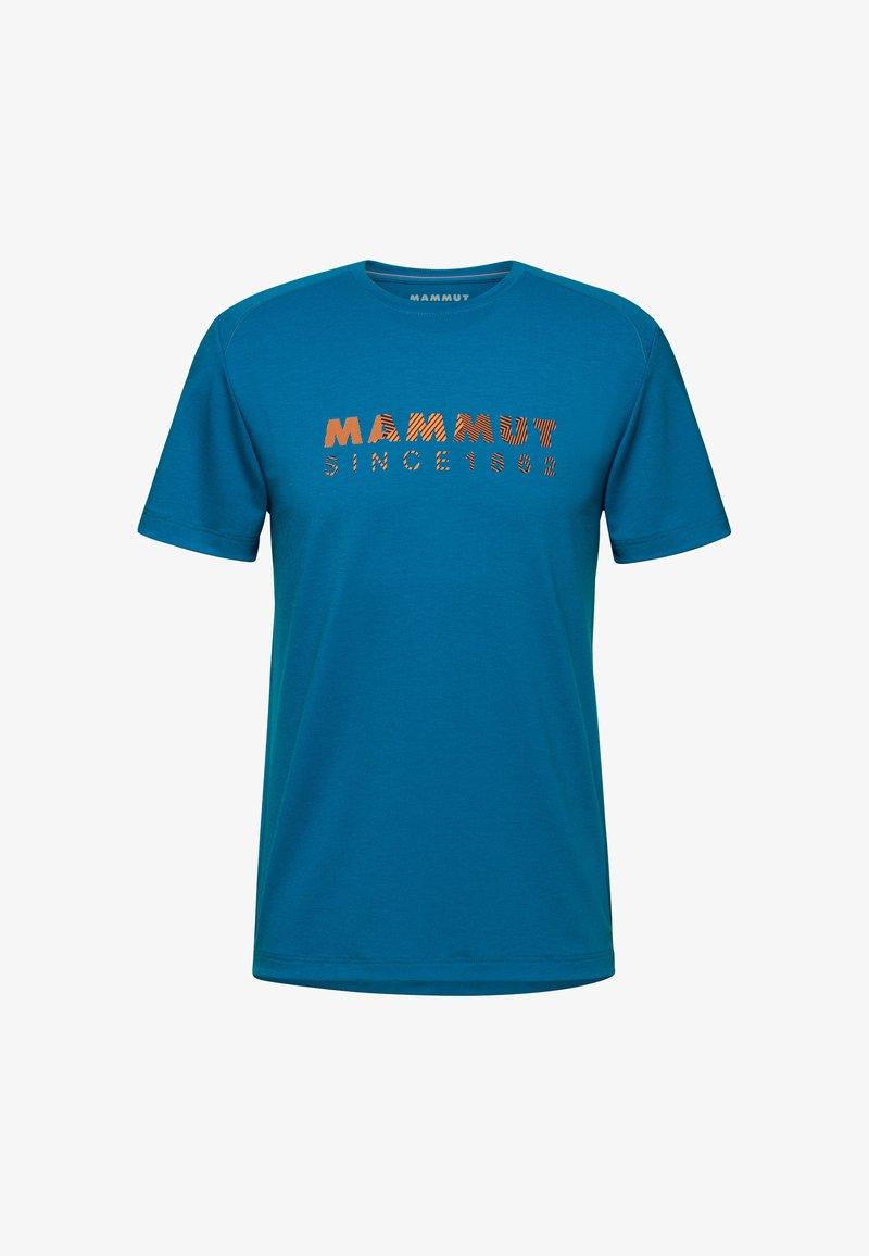 Mammut - TROVAT  - Print T-shirt - sapphire prt1