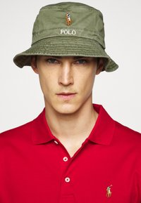 Polo Ralph Lauren - PIMA - Polo - park avenue red - 5
