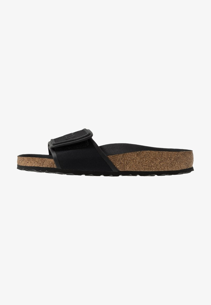Birkenstock - TEMA UNISEX - Domácí obuv - black