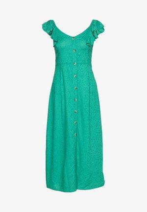 LOVE - Vestido camisero - verde