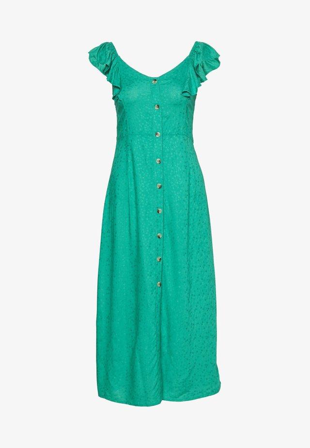 LOVE - Shirt dress - verde