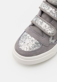 Hummel - STADIL GLITTER - High-top trainers - alloy - 5