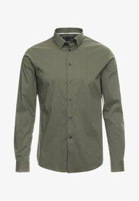 CELIO - MASANTAL - Formal shirt - kaki - 4