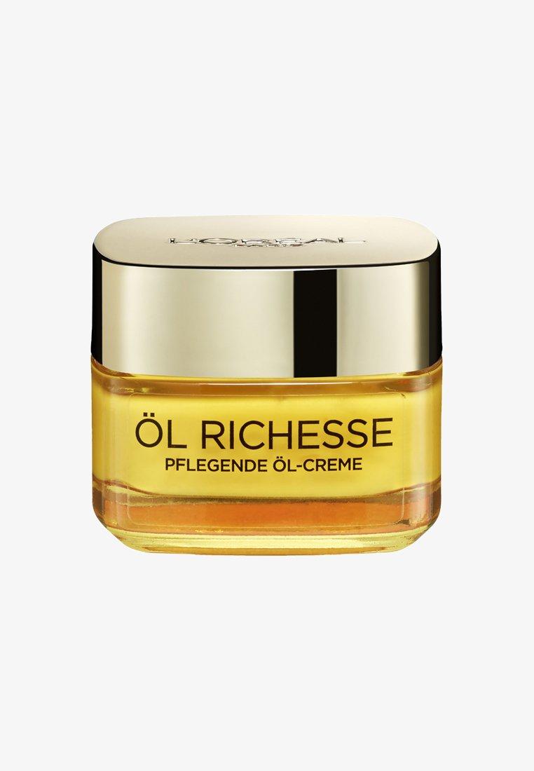 L'Oréal Paris - OIL RICHESSE OIL CREAM  - Face cream - -