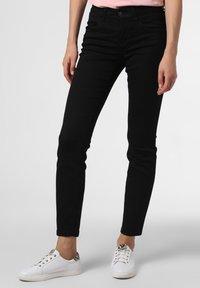 MAC - Slim fit jeans - schwarz - 0