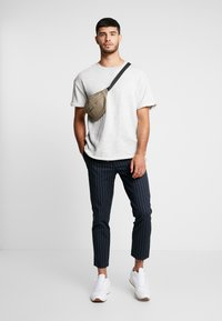 Topman - Trousers - dark blue - 1