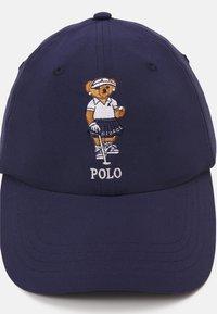 Polo Ralph Lauren Golf - BEAR HAT - Czapka z daszkiem - french navy - 4