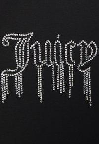 Juicy Couture - CARDI - Langærmede T-shirts - black - 2