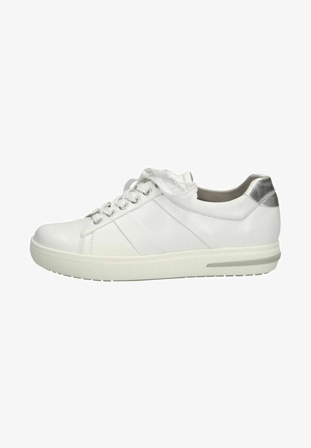 WOMS  - Sneakers basse - white nappa