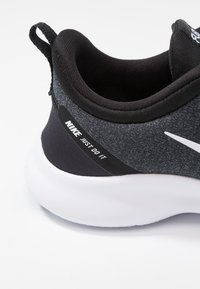 Nike Performance - FLEX EXPERIENCE RN 8 - Minimalist running shoes - black/white/cool grey/reflect silver - 5