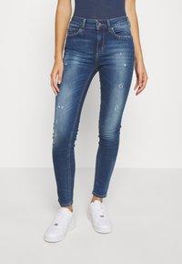 Liu Jo Jeans - DIVINE - Jeans Skinny Fit - blue near wash - 0