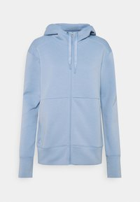 adidas Golf - COLD.RDY GO TO HOODIE - Zip-up sweatshirt - ambient sky - 0