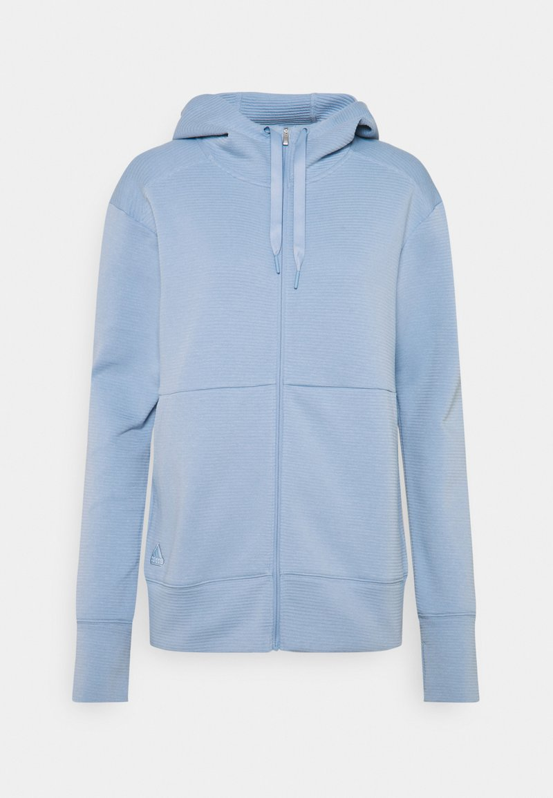 adidas Golf - COLD.RDY GO TO HOODIE - Zip-up sweatshirt - ambient sky