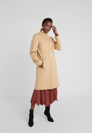 MONATA - Classic coat - medium beige