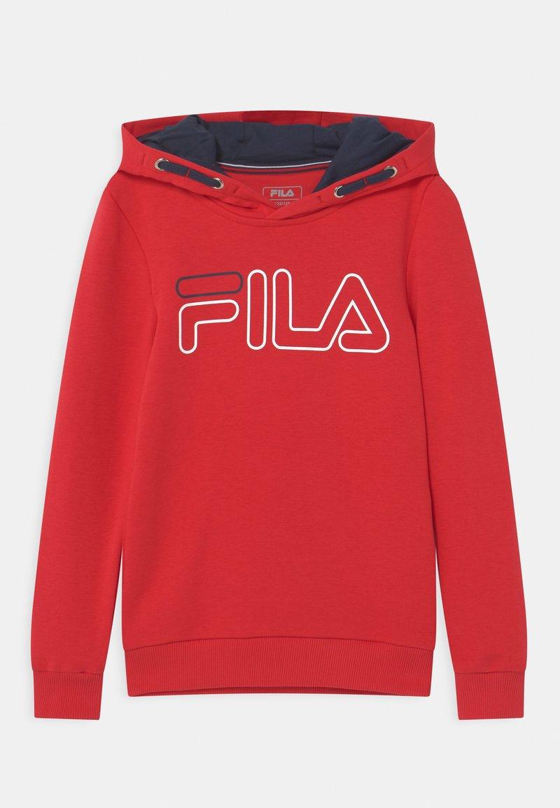 Fila - WILIAM UNISEX - Jersey con capucha - fila red