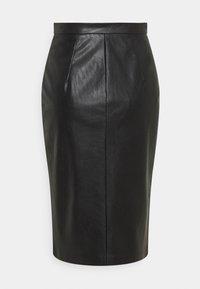 Pinko - MONSONE GONNA - Pencil skirt - black - 1