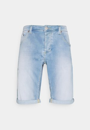 JASON SANZA - Jeansshorts - light-blue denim