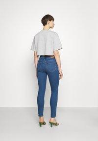 Lee - SCARLETT HIGH - Jeans Skinny - mid madison - 2