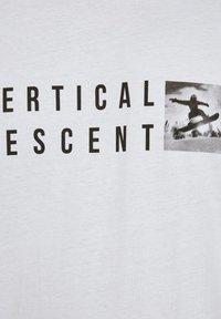 Jack & Jones - Print T-shirt - white - 6
