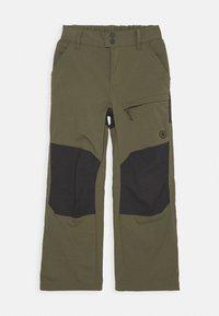 Color Kids - PANTS UNISEX - Outdoorové kalhoty - kalamata - 0