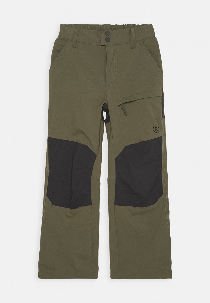 Color Kids - PANTS UNISEX - Outdoorové kalhoty - kalamata